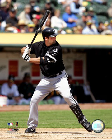 Konerko is a 6 Time ALL-Star  and has finished in top 6 AL MVP Voting 2 times and top 22 Voting 3 other times (13,16 and 22 as well).  The last 3 seasons, prior to this one, he was productive at an ALL - Star clip, not like the .247/.317/.679 3 Slash Line that the 37 Year Old Has put forward so far this season.  Added to his bad totals, is 11 HRs and 51 RBI.