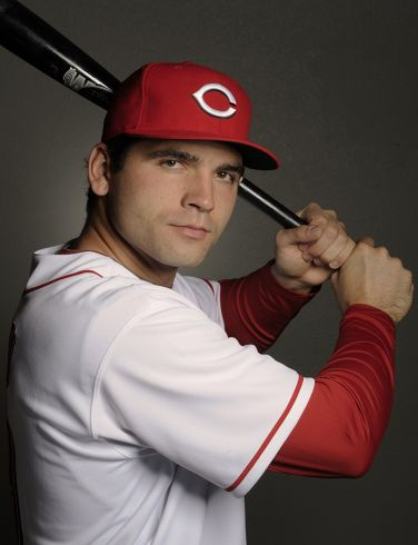 Joey Votto might not be hitting with the same kind of authority as a few years back, however he still had a 3 Slash of .305/.436 (led NL)/.926 - with 24 HRs and 73 RBI in 2013.  He also was in the lead the NL in GP (162), PA (726). BB (135).  The club doesn't want to change too much about the 30 Year Old Canadian First Baseman's game, but may he should be propelled to hit closer to the top of the lineup considering his high Walk rate and average.  Would it be worth trying to hit him 1st or 2nd?