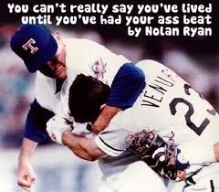 Before Homer Bailey recently threw 2 consecutive no - hitters in the MLB., the last guy to do it was Nolan Ryan.