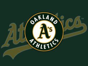 an a's logo