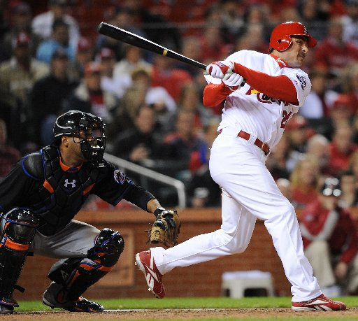 Ankiel could be used in any bf the Outfield Positions as a PH/defensive replacement even if he is not in the starting lineup, Ankiel would help just about any MLB Team.  Ankiel only batted .236/.292/.377 with the Nats in 2 years but was slugging .411 this year 17 XBH (5 HRs, 10-2B and 2 3B ) in just 158 AB.  Injuries plagued him from 2009-2010. At age 34, does he have any baseball left?