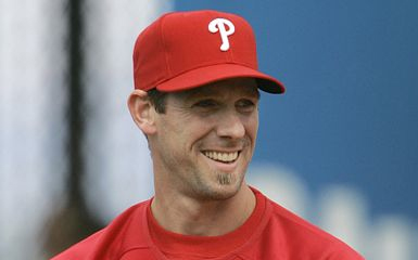 Cliff Lee has been the Phils savior thus far with Roy Halladay out - and Hamels being 2 - 9.  Lee was 5 - 0 with a 1.73 ERA in his 6 GS - and 46.2 IP worth of work.  He threw a CG SO and also had another start where he tossed 7 Scoreless Innings. Lee fanned 40 batters in his frames - while only walking 6.