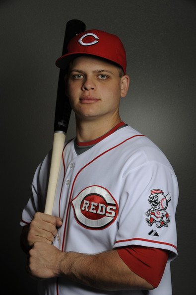 Devin Mesoraco is hitting HRs at a record pace this year, with 14 HRs in just 150 AB. He is among the leaderboards in all of the Catchers offensive categories despite a heavy DL stint. Heading into play today, he has 3 Slashed .320/.387/.667 - and added 40 RBI in his 43 Games Played this campaign. He has also hit a HR in 5 consecutive games. If he can hit a HR in the next game he plays, Mesoraco will be entering extremely rarified air.  Only 20 MLB'ers have ever hit  a long ball in 6 straight games.  The last time the feat was done in the MLB - was by Chris Davis back in 2012.  Don Mattinglty, Dale Long and Ken Griffey JR. all share the record - with blasts in 8 straight.