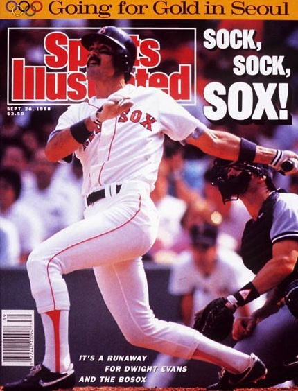 Dwight  Evans talents may be more appreciated in todays MLB Game with a 3 Slash Line of .272/.370/.840 with 1391 Career Walks, 385 HRs and 1384 RBI in 2606 Career Games