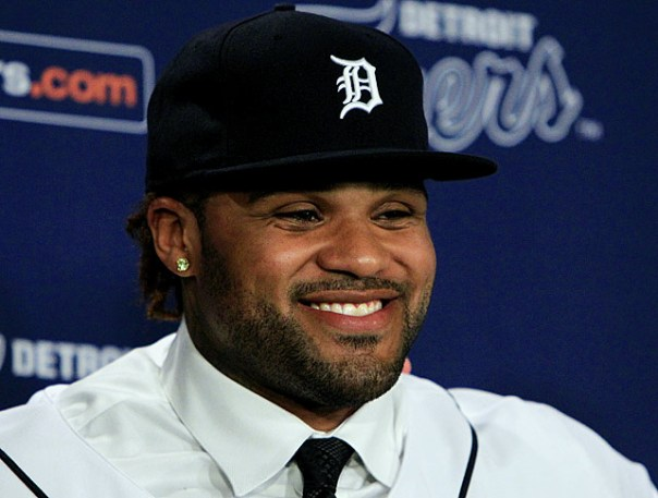 Prince Fielder was signed to a 9 YR/$214 MIL contract before the start of the 2013 season.  He is not Slugging as much as his Brewers days, however his OBP is just slightly lower.  Fielder has a chance to have a Hall of Fame Career.  If he can bring a World Series to Detroit, he will enhance his chances.  The Big man has to step up in this series vs the Red Sox, as offense will be at a bigger premium against the Red Sox.