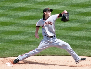 Lincecum had a better 2nd half in 2012 - with a 7-5 record and a 3.83 ERA.  It was still a little too late to bestow a with Bochy as the teams  1st or 2nd best starter heading into the 2012 playoffs.