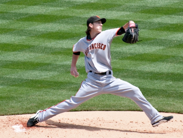 Lincecum had a better 2nd half in 2012 - with a 7-5 record and a 3.83 ERA.  It was still a little too late to bestow  Bochy with faith as the teams  1st or 2nd best starter heading into the 2012 playoffs.  Lincecum pitched well out of the Bullpen in the World Series run