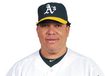 Bartolo Colon was 10-9 with a 3.43 ERA for the year before being suspended for PED use. Beane has risked 3 Million Dollars on a 1 YR Deal for the 38 year old. How much will he give the A's in 2013? Photo Courtesy of ESPN.com