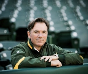 Billy Beane has stuck it out with the Oakland A's, and now has a legitimate contender with his exciting young ball club.