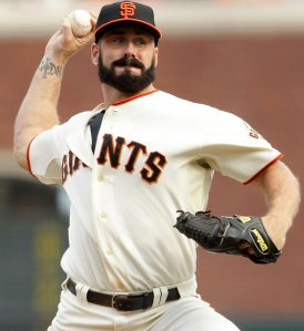 From 2008-2011, Brian Wilson was one of the top closer in the Majors with 163 Saves.  He Saved 48 Games with a 1.81 ERA only 3 years ago in  2010 for the World Champ Giants.  He went through TJ Surgery for a 2nd time in April of 2012.  He returned to the MLB in Aug of 2013 with the Dodgers - and was quite dominant down the stretch and postseason.