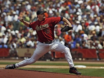 Roger Clemens won 7 Cy Young Awards with his Career Record of 354-188 (.658).  He may try and make a comeback in 2013, which would set back his 5 year BBHOF window all over again.