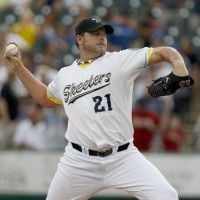 Roger Clemens and the Sugar Land Skeeters