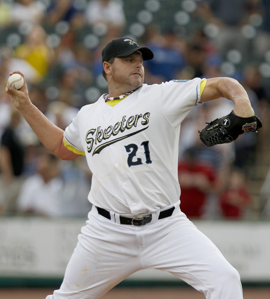 A lot of people speculated that Roger  Clemens was going to pitch either late last season - or in 2013 for the Astros - in order to restart his 5 year waiting period for Baseball Hall of Fame Balloting all over again.