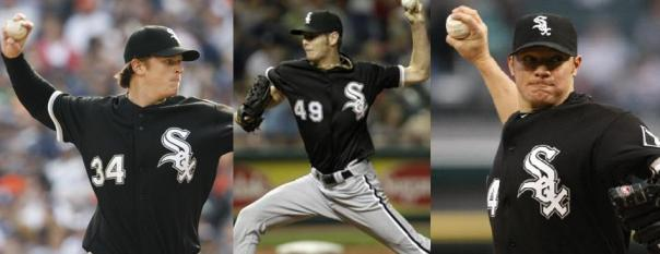 Chris Sale was an ALL-Star and finished 6th in AL CY Young Voting in 2012.  He will be counted on more than ever right now with the struggles of John Danks.  Peay