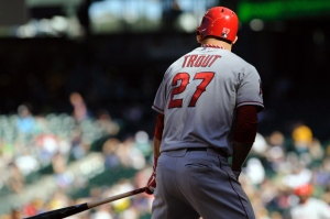 Trout had 49 SB, 129 Runs 30 HRs and 83 RBI in just 138 Games. Might he improve on these numbers with a full year and the addition of Josh Hamilton to the cleanup spot in 2013?
