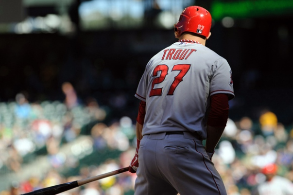 Mike Trout won his 4th Silver Slugger Award and now has 3 runner ups for the MVP and one MVP that he won last year. He clubbed 41 HRS in 2015 at the Age of 26. Baseball Reference is only projecting 31 big flies for him in 2016 - and I think he will be closer to 50 HRs and as opposed to 30 HRs. 41 HRs was good for third in the AL behind Chris Davis (47) and Nelson Cruz (43). I believe the Angels slugger will win his 1st HR crown next campaign.