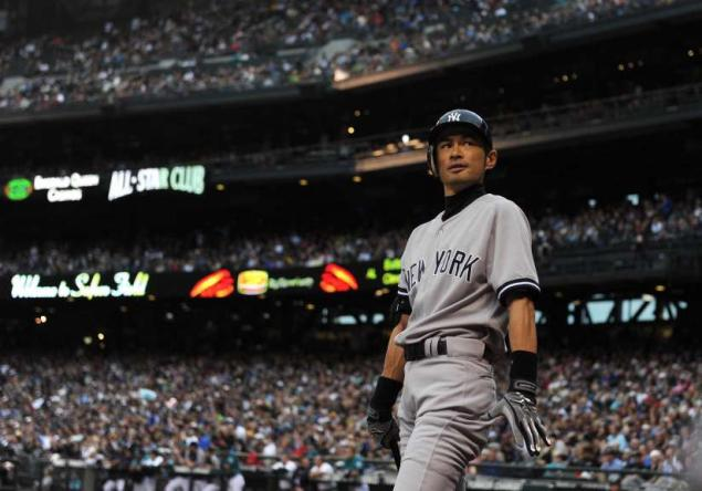 Ichiro Suzuki was almost traded to the Astros before the year. and the Yanks are lucky the 40 year old OF is still with the club.  At a .306/.357/.347 Slash Line, he has earned his keep.  With many playoff contenders needing OF help, someone certainly wouldn't balk at picking up his prorated contract of $6.5 MIL for the rest of the year.  Again, it is another expiring contract to the mix.