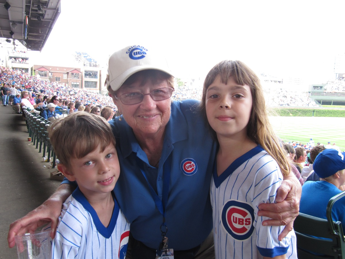 Meet Haley Smilow's Assistant:  Ethan Smilow's Premiere Wrigley Field Interviews