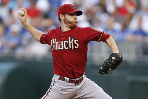 Forgotten about are Daniel Hudson and Ian Kennedy, both members of 2011 NL West Champ DBACKS were a combined 37 - 16, before injuries and inconsistency kicked in.  If they add anything to the fold going forward - it would be a bonus.