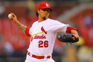 Kyle Lohse was 16-3 with an NL Best .842 Win PCTG in 2012 -