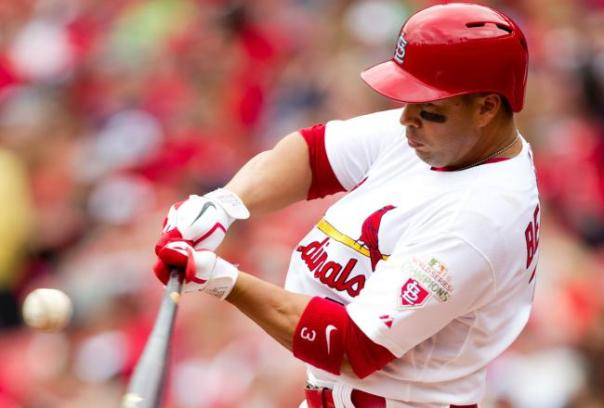 Carlos Beltran is only amongst a select few active and retired players that possess 300 Career HRs (334) and 300 Stolen Bases (306) for their Career. Turning age 36 this year, this might be his last crack at a World Series.  He clubbed 32 HRs for the franchise last year.