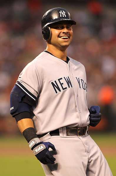 Nick Swisher has had 8 straight 20+ HRs - with at least 73+ RBI.  He has never had an 100 RBI year, however that is more because he walks about 90 times a year on Average.  He was an ALL-Star with New York in 2010.  A year he hit 29 HRs and drove in 89 RBI.  He had his highest SLG % that year (.511)
