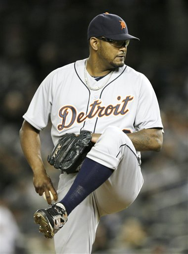 Valverde was the best option available for a club that is expected to win the American League Central Division - and possibly return to the 2013 World Series.  The 'Closer by committee had less than stellar results - and jim Leyland was not a fan of operating that way.  The big man.  The 35 Year Old from the Dominican Republic will assume the role immediately and should be available for game action tonight in Detroit at Comerica Park.'