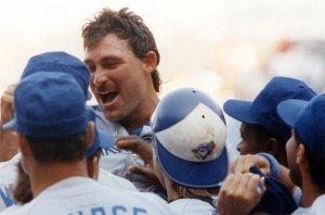Dave Stieb was 2nd in the Major Leagues in wins to Jack Morris for the decade of the 80's.  He was 140-109 (.562)