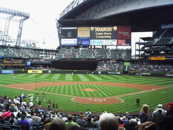 a  a safeco field