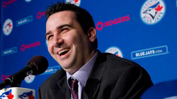 Alex Anthopoulos can't afford to have another season like the 2013 campaign.  Toronto started off 2014 very well, but now have suffered some key injuries to the team, with EE and Lawrie out.  Will the Jays GM pull the trigger on a deal for some help in the meantime?