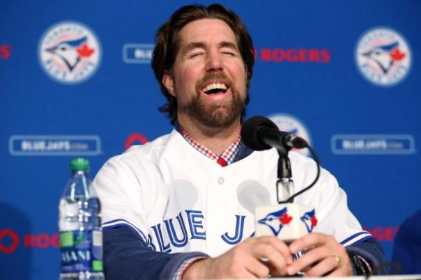 The addition of superstars like R.A. Dickey, Mark Buehrle, and Jose Reyes doesn't bring the concerns many have when putting lots of superstars in the same room as each other.  None of these guys are the egotistical, clubhouse problems that people associate with superstar athletes.  They were handpicked by GM Alex Anthopoulos not only for their talent, but because their personalities mesh well with the existing ballclub.