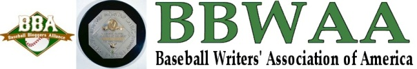 The members of the BBWAA will vote on the BBHOF ballot in January of 2016