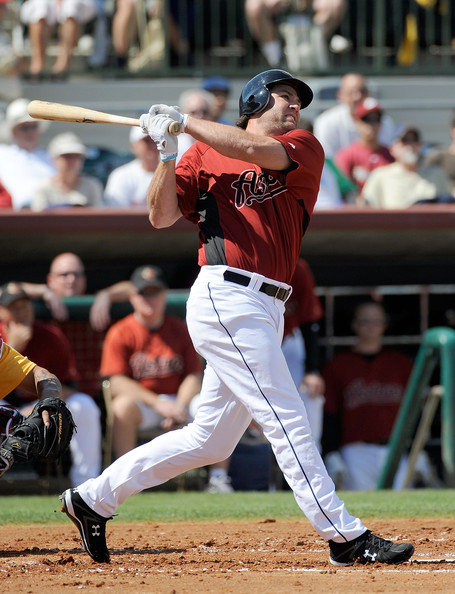Lance Berkman spent from 1999-2010 with the Houston Astros amassing 326 HRs and 1090 RBI with a stat line of .296/.410/.959.  With HOU moving to the AL West, will they make him a contract offer to possibly DH?