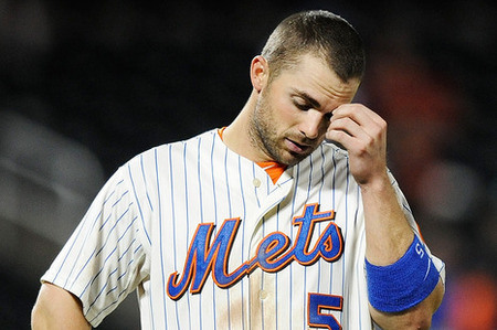 Wright has had his struggles during the last 3 years, with injuries and the dimensions at Citi Field.  His slash line of .306/.391/.887 in 2012 does prove he is back though