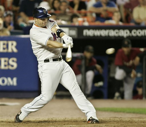 Mets infielder David Wright will lead Team USA at the 2013 Classic.