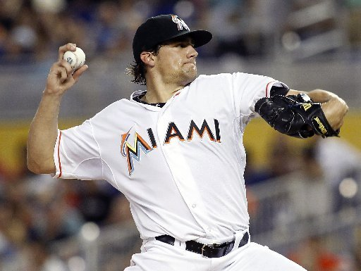 Nate Eovaldi had a 3.39 ERA for the Marlins in 18 Game Starts. during last year.  He has flamethrower stuff - and may turn out to be a nice middle of the rotation starter.  Eovaldi was picked up in the Hanley Ramirez trade in 2012.