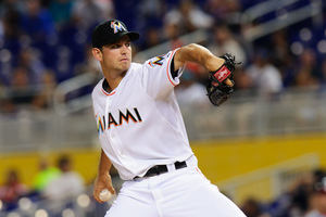 Jacob Turner was the key player brought back in the Anibal Sanchez trade with Detroit.