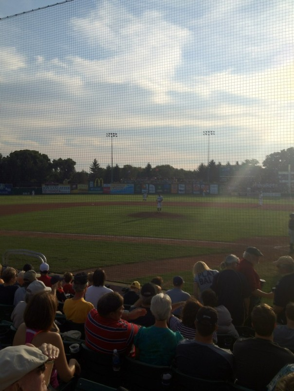Warner Park is home to the Madison Mallards, a collegiate summer baseball team that plays in Madison, Wisconsin