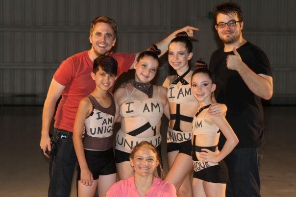 """e Official Music Video for """"I'm Not Perfect"""" featuring Kimmy Kopke, Lucas Triana, Hannah Epstein and Sammy Small from the Dance Moms Miami cast DIRECTED by BOWIE ALEXANDER. It's geared towards anti-bullying & features a PSA with Season 10 American Idol contestant Devyn Rush. Please donate to www.heyugly.org"""