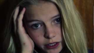 "Screen Still from the ""I'm Not Perfect Video"""