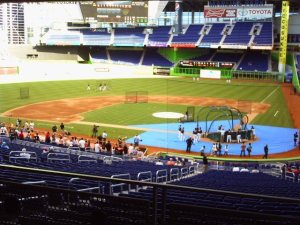 Fans came to the park at a nice attendance rate compared to Sun Life Stadium in Year One.  What will attendance be in 2013 with a payroll of $30-40 Million Dollars?