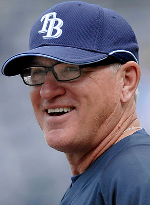 Joe Maddon has a career Record of 704 - 644 (.522), but is 552 - 421 (.567) over the last 6 years  from 2008 - 2013.  He runs his offenses like the Angels used to, with a NL style built on speed and contact.  He may be the best AL Skipper when it comes to utilizing players versatility and matchups. Maddon is also great at working in Rookie players.