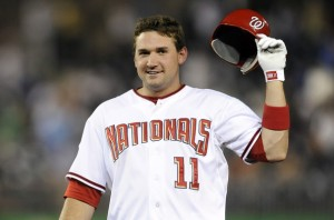Ryan Zimmerman has been the face of the Nationals franchise not too long after his debut with the club in 2005, the year they made the move from Montreal. This was also the same year he was drafted in the 1st round by the club. He has been a model of consistency through the good times and more predominantly the bad for Washington.