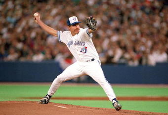 While Morris had a poor Playoffs, his 21-6 Record (.778) was a big reason Toronto made it to the 1992 Post Season.  Yes he had a 4.04 ERA, but he logged 240.2 IP and finished 5th in AL Cy Young voting at the Age of 37.
