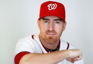 Adam LaRoche is one of the best 2nd Half Hitters in all of the MLB.  He has a Career 3 Slash of .293/.353/.886 after the ALL-Star Break - with  103 HRs and 319 RBI in 1847 AB.
