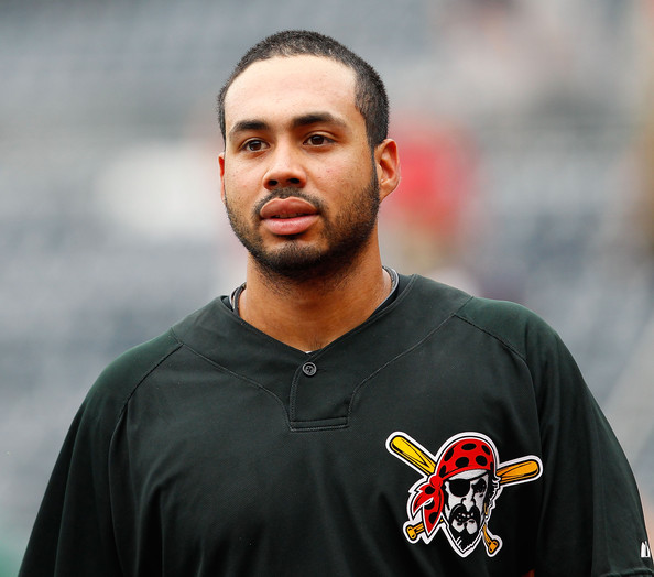 Pedro Alvarez finished 2nd amongst Third Baseman in the NL for HRs in 2012 with 30 (Headley led with 31).  He is now on fire during the last week - .414/.452/1.383 with 4 HRs and 10 RBI in the last week to win the MLB Reports NL Hitter of the Week.  The 3B has helped the Pirates to the second best record in the MLB with a 45 - 30 mark