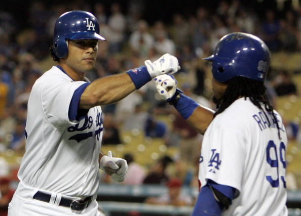 Andre Ethier features a Career 3 Slash  of .290/.360/.839.  Against RHP, it escalates to .311/.387/.913.