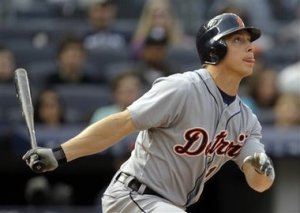 Andy  Dirks had a 3 Slash Line of .322/.370/.857 for Detroit in 2012 in his 315 AB.  He also scored 56 Runs.