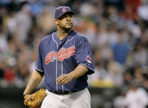 Sabathia was 106-71 (.599) during his Cleveland Indian days.  His Cy Young Year in 2007 led the Indians to the ALCS, before bowing out to the Red Sox in 7 games and surrendering a 3-1  Games Lead