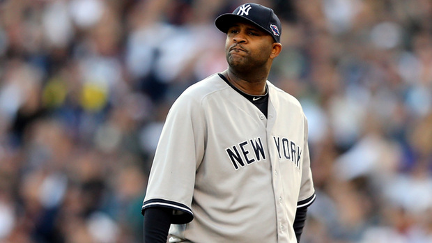 CC Sabathia  needed to revert back to his former ace like status for the Yankees to have competed for the AL East Division in 2014.  At $23 MIL per year, he is paid based on his totals from mid 2008 - 2011 when he was one of the best pitchers in the game.  In 5 years with the NYY, he is still 88 - 52, with a 3.52 ERA - despite a poor 2013 campaign, where he went 14 - 13, with a 4.78 ERA - and an AL leading 112 ER against.  He is signed though 2017.